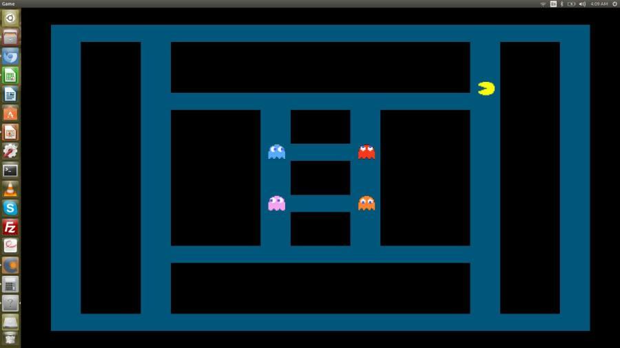 Pacman Clone (WIP)