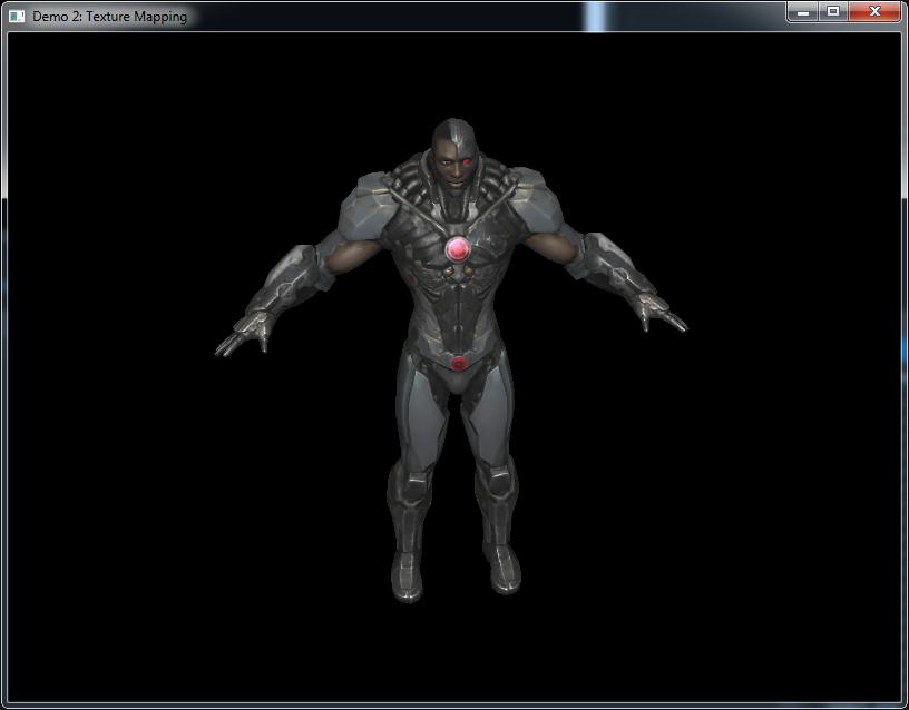 Graphics Demo