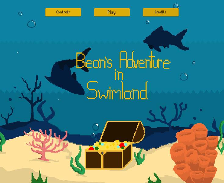 Bean's Adventure inSwimland